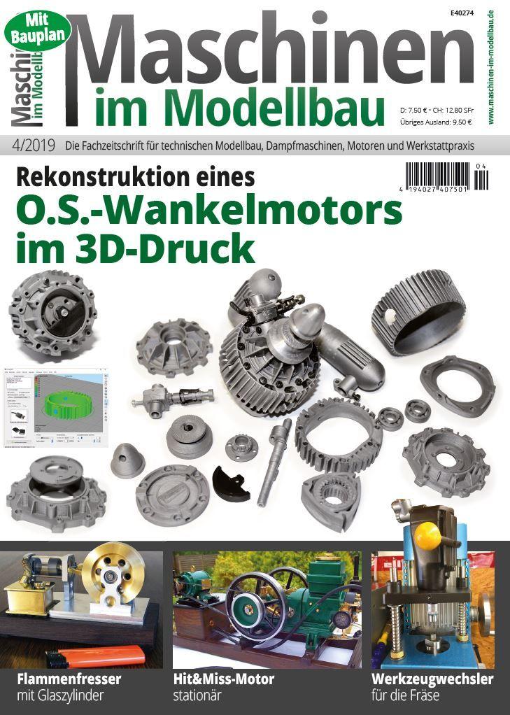 Maschinen im Modellbau
