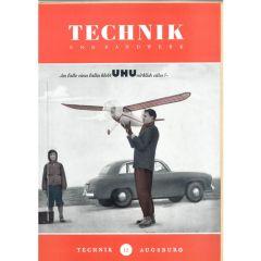 Sammlerstück Technik und Handwerk von 12/1951