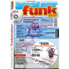 Amateurfunk 2015 mit DVD