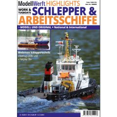 "ModellWerft Highlights ""Schlepper & Arbeitsschiffe"""