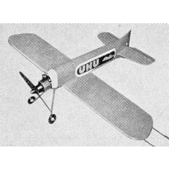 Bauplan Fliegende UHU- Tube