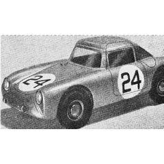 Bauplan Porsche Le Mans