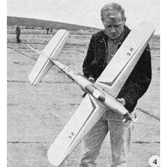Bauplan HS 84 Helmut Kermeß