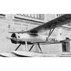 Bauplan Heinkel He 114