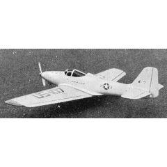 Bauplan Airacobra