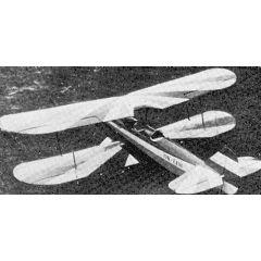 Bauplan Heinkel He 42