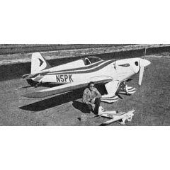 Bauplan Super Fly