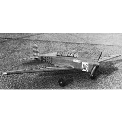 Bauplan Heinkel He 64