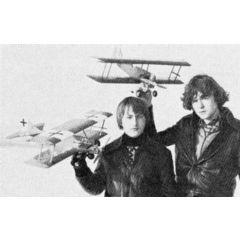 Bauplan S.E.5a und Fokker D VII