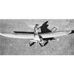 Bauplan Handley Page