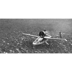 Bauplan Heinkel He 162 Salamander