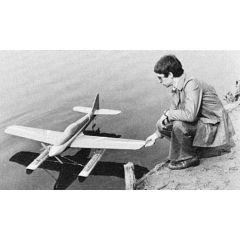 Bauplan Schwimmer für RC-I-Modelle