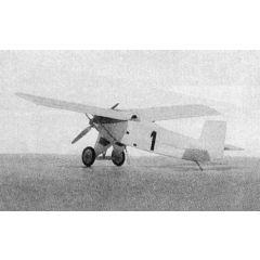 Bauplan Avia BH 76