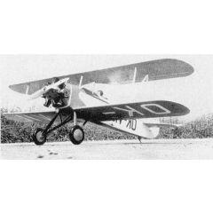 Bauplan Avia Ba-122