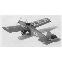 Bauplan Farman-450D und Chance Vought V-173