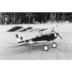 Bauplan Aviatik II W