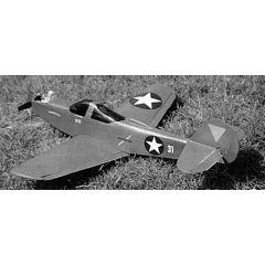 Bauplan Bell P 39 Airacobra