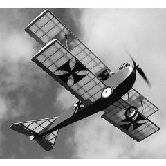 Bauplan Aviatik-E