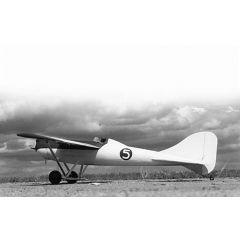 """Bauplan Nieuport Delage Sesquiplan """"Eugen Gilbert"""""""