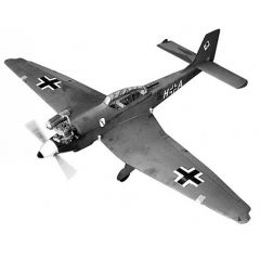 Bauplan Junkers Ju 87