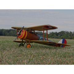 Bauplan Nieuport 28