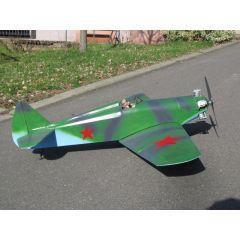 Bauplan Jakowlew UT-1