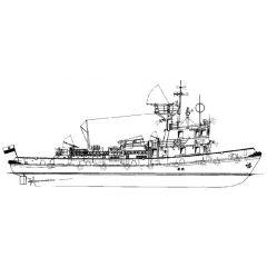 Bauplan Strazak 3