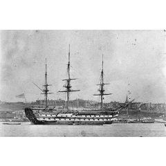 Bauplan HMS Implacable