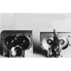 Bauplan Rückwärtsgang- Getriebe