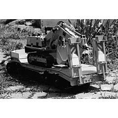 Bauplan Tieflader- T4