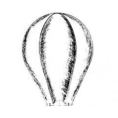 Bauplan Warmluftballon