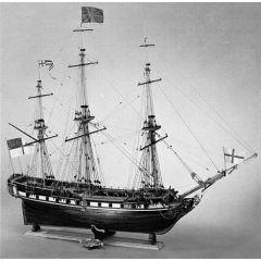 Bauplan HMS Unicorn