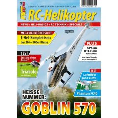 FMT-EXTRA 08 RC-Helikopter