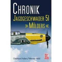 Chronik - Jagdgeschwader 51 'Mölders'