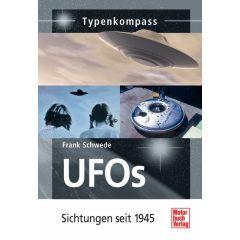 UFOs Sichtungen seit 1945