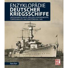 Enzyklopädie Deutscher Kriegsschiffe