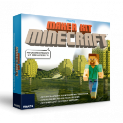 Franzis Maker Kit - Minecraft