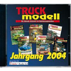 TRUCKmodell Jahrgangs-CD 2004
