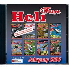 Heli4Fun Jahrgangs-CD 2009