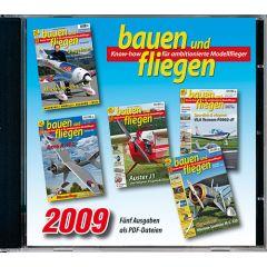bauen und fliegen Jahrgangs-CD 2009