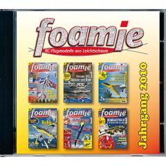 foamie Jahrgangs-CD 2010