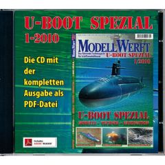 MODELLWERFT-Spezial U-Boote 1/2010 - CD