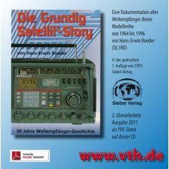 Die Grundig Satellit®-Story auf CD