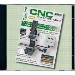 CNC im Modellbau 1-10 - Heft-CD