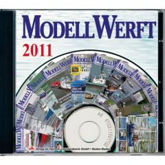ModellWerft Jahrgangs-CD 2011