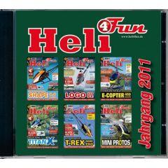 Heli4Fun Jahrgangs-CD 2011