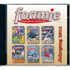 foamie Jahrgangs-CD 2011