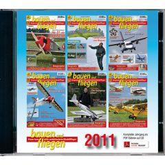 bauen und fliegen Jahrgangs-CD 2011