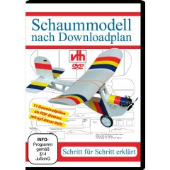 FMT-DVD Schaummodell nach Downloadplan