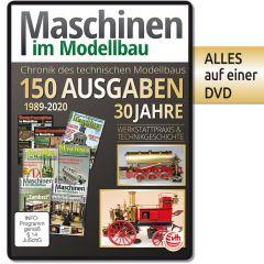 Chronik des technischen Modellbaus: 1989-2020 (DVD)